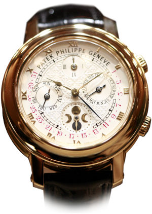 Patek Philippe Watch Repair in San Francisco